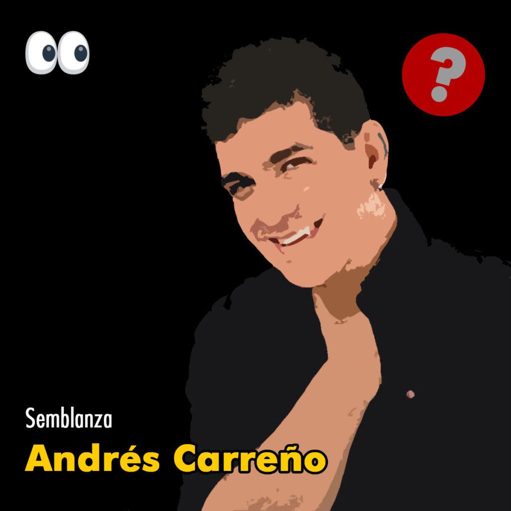 Semblanza Andrés Carreño